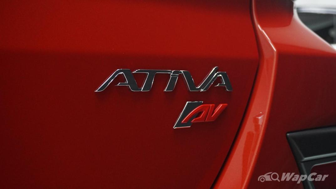 2021 Perodua Ativa 1.0L Turbo AV Exterior 024