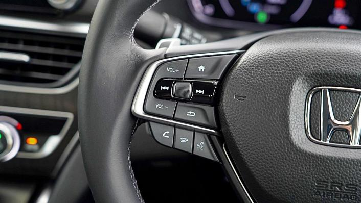 2020 Honda Accord 1.5TC Premium Interior 007