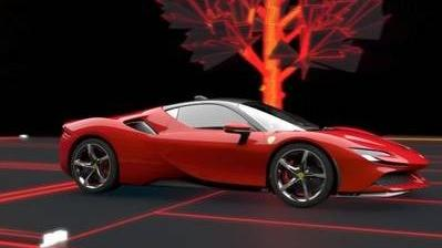 Ferrari SF90 Stradale (2020) Exterior 005