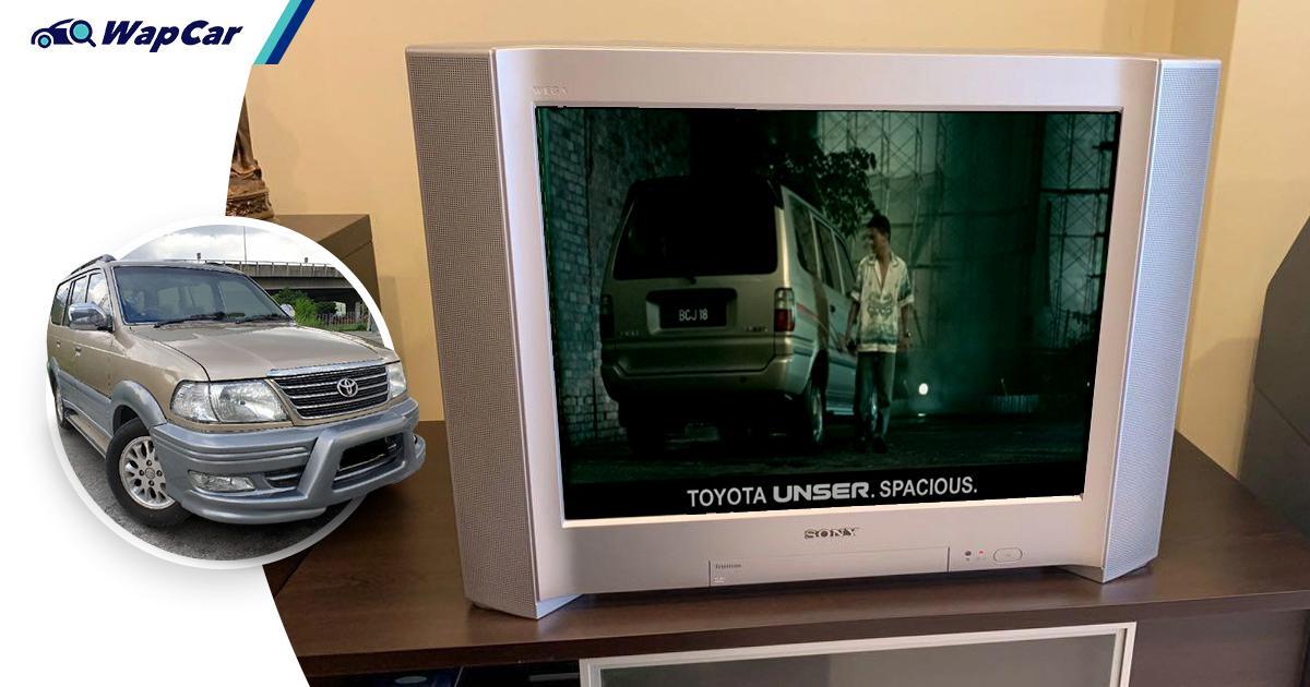 Iklan Toyota Unser dulu-dulu ni memang ikonik, siapa masih ingat? 01