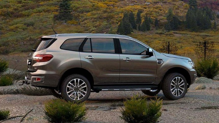 Ford Everest (2017) Exterior 005