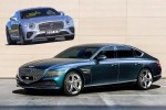 All-new 2021 Genesis G80 or should we call this a mini Bentley?