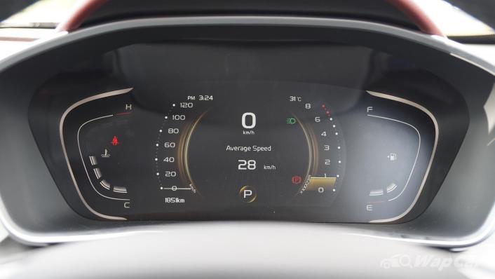 2020 Proton X50 1.5T  Flagship Interior 008