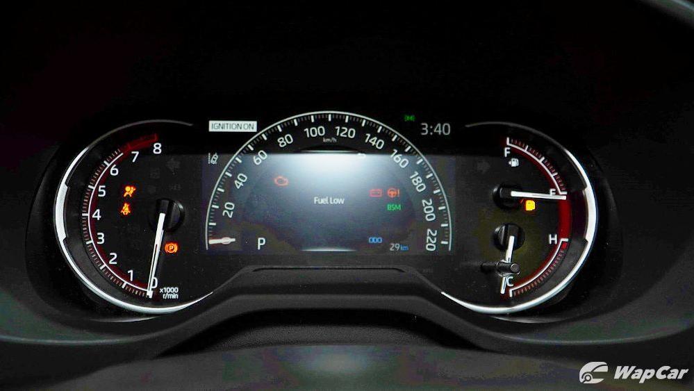 2020 Toyota RAV4 2.5L Interior 043