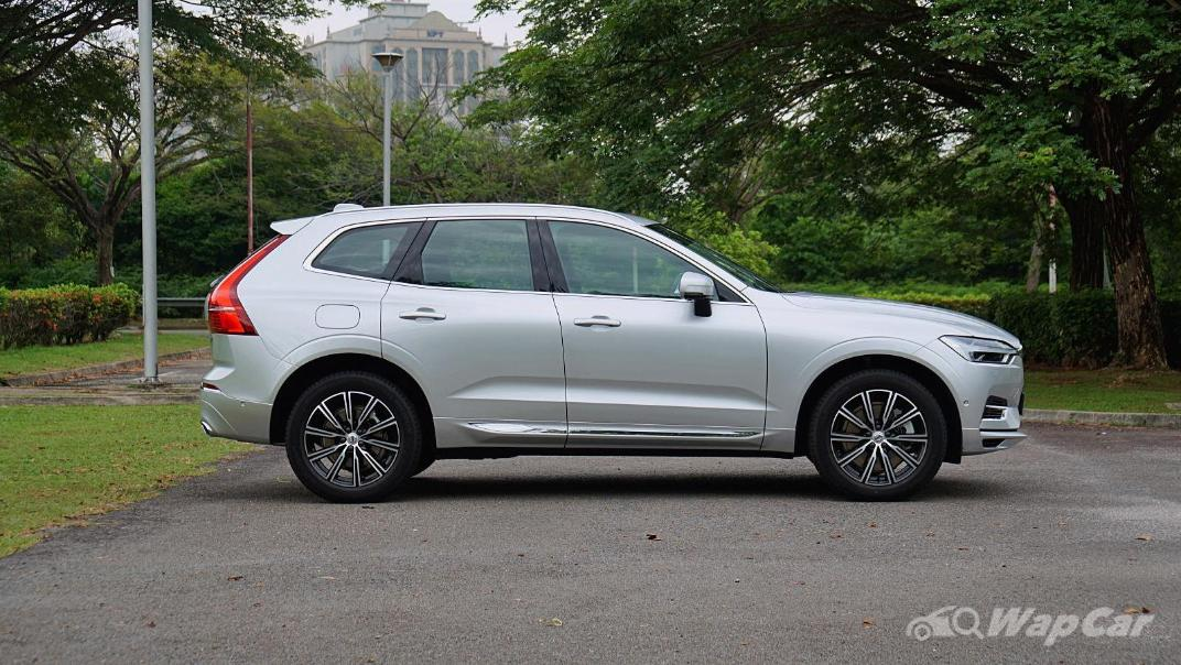 2020 Volvo XC60 T8 Twin Engine Inscription Plus Exterior 004