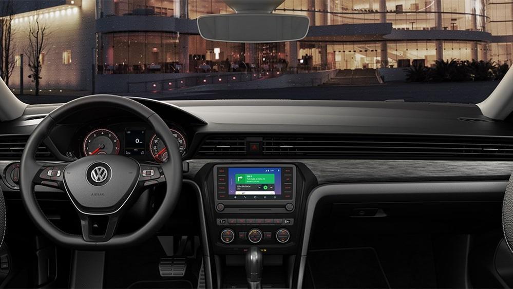 2020 Volkswagen Passat Interior 003