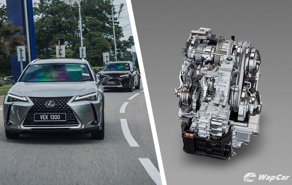 Lexus UX's Direct-Shift CVT is a CVT enthusiasts can accept 01