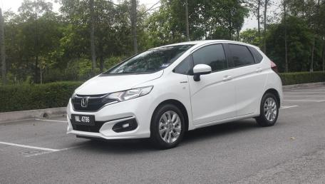 2019 Honda Jazz 1.5 Hybrid Price, Reviews,Specs,Gallery In Malaysia | Wapcar
