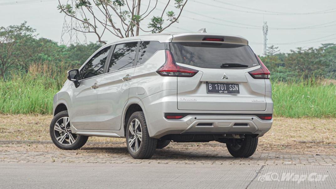 2020 Mitsubishi Xpander Upcoming Version Exterior 005