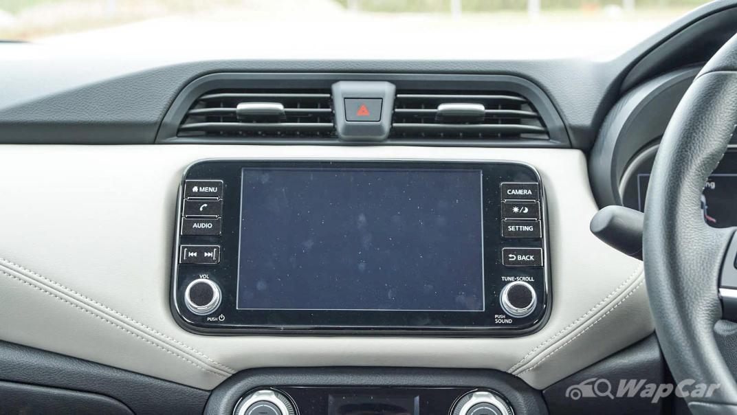 2020 Nissan Almera 1.0L VLT Interior 016
