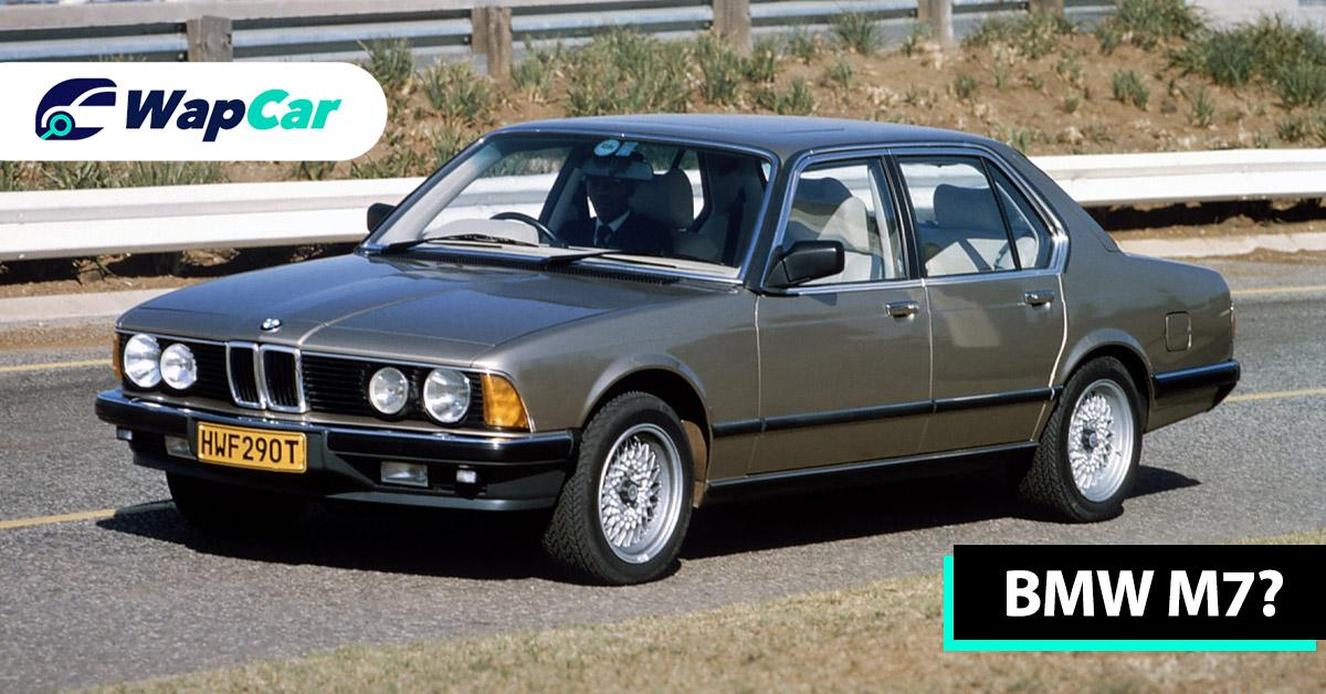 The South African E23 BMW 745i was the BMW M7 most didn't know existed 01