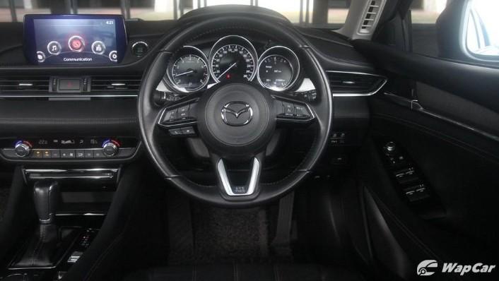2019 Mazda 6 SkyActiv-G 2.5L Interior 002