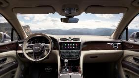 2020 Bentley Bentayga V8 Normal Edition Exterior 001