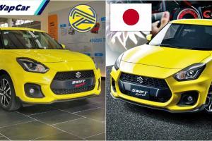 Suzuki Swift Sport 2021 - patut beli 'recond' atau beli baru dari Naza?