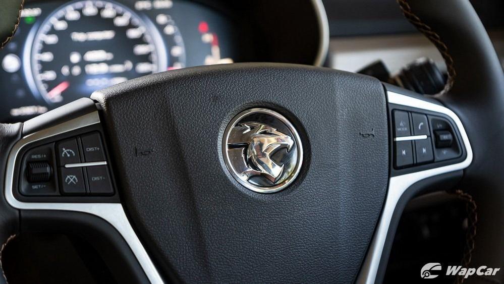 2020 Proton X70 1.8 Premium 2WD Interior 016
