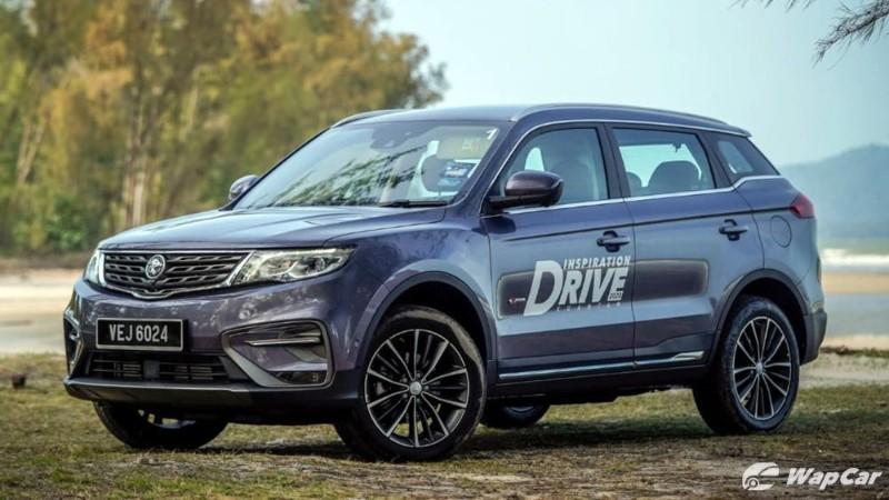 Proton X70 vs Honda CR-V vs Volkswagen Tiguan - which is the better SUV? 02