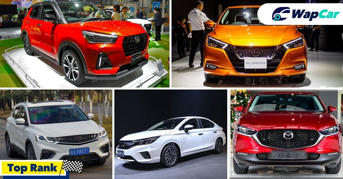23 New models to look forward to in 2020, CKD Proton X70 and new Honda Civic coming soon! 01