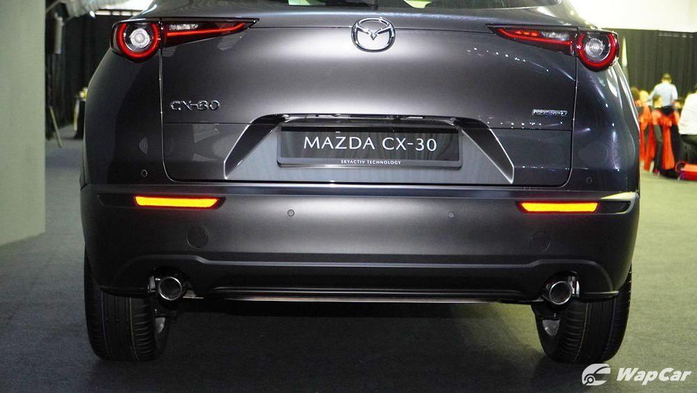 2020 Mazda CX-30 Exterior 028