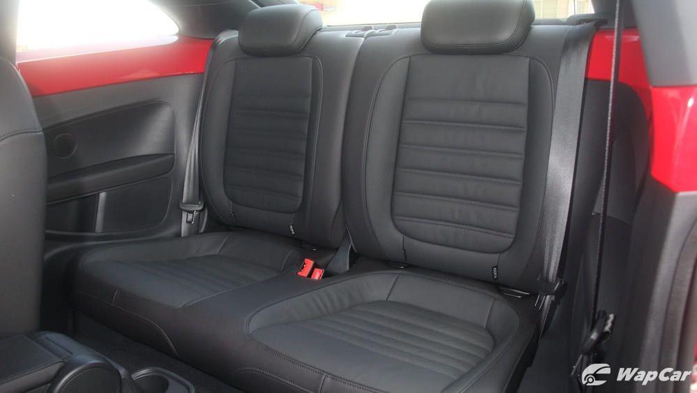 2018 Volkswagen Beetle 1.2 TSI Sport Interior 029