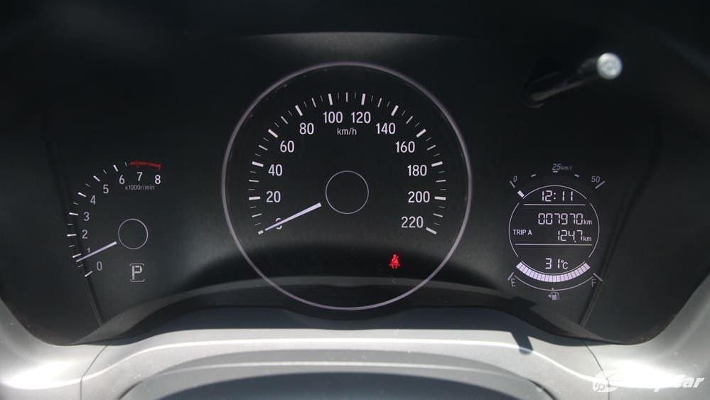 2019 Honda HR-V 1.8 RS Interior 006