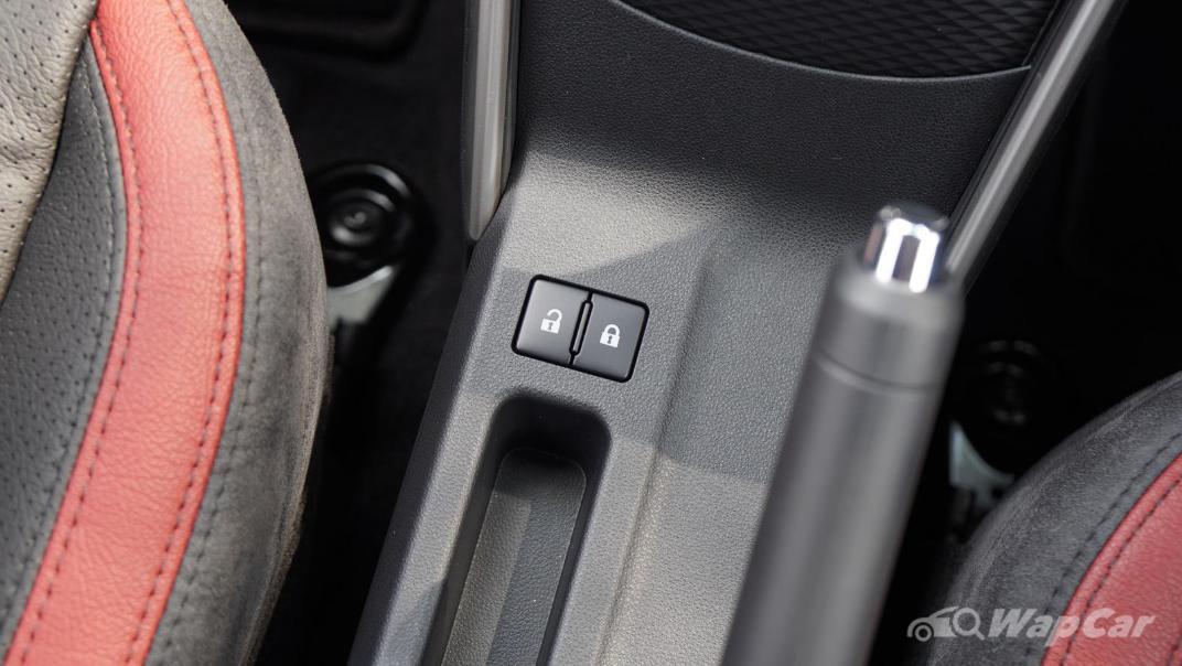 2021 Perodua Ativa 1.0L Turbo AV Special Metallic Interior 037