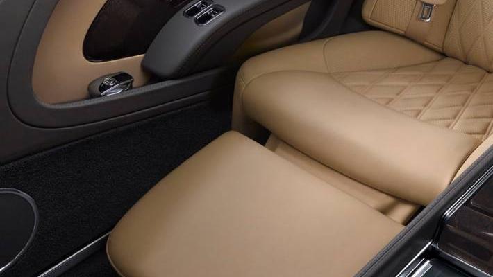 Bentley Mulsanne (2017) Interior 010