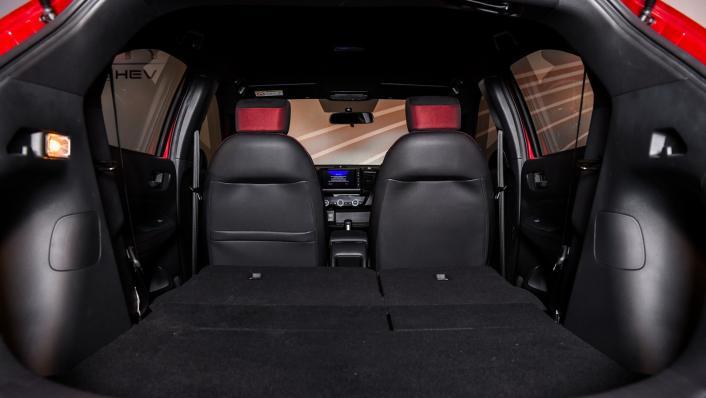 2021 Honda City Hatchback International Version Interior 010