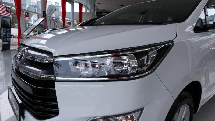 2018 Toyota Innova 2.0G (A) Exterior 009