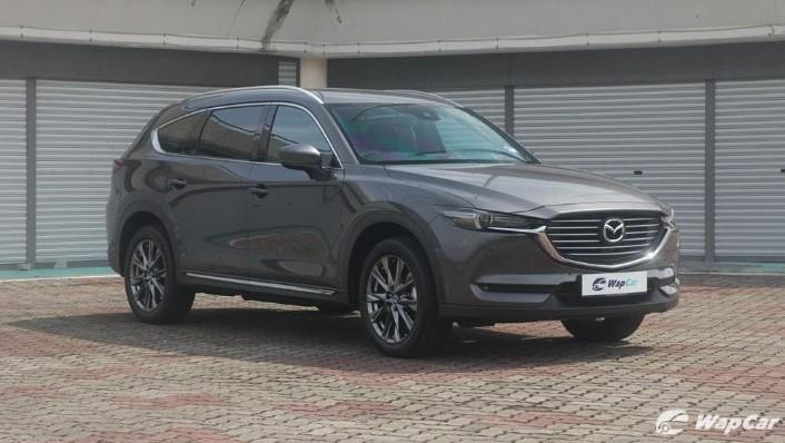 Mazda CX-8 2.2 SKYACTIVE (2019) Exterior 003