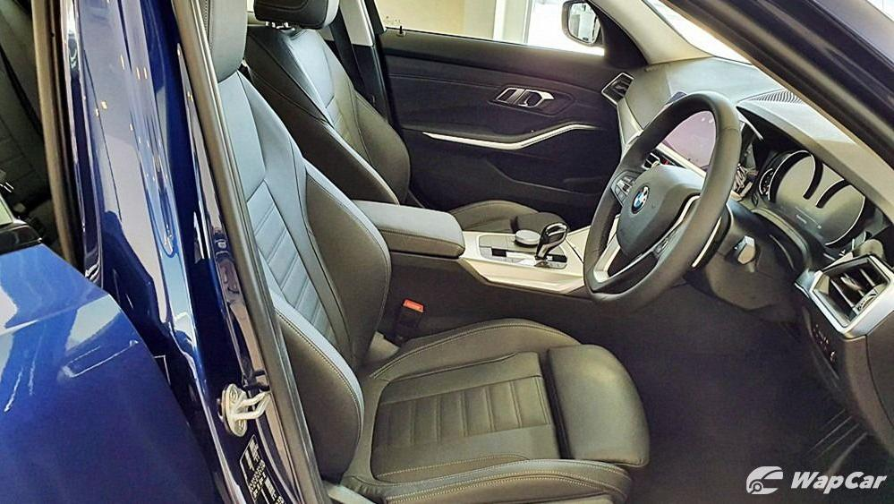 2020 BMW 3 Series 320i Sport Interior 128