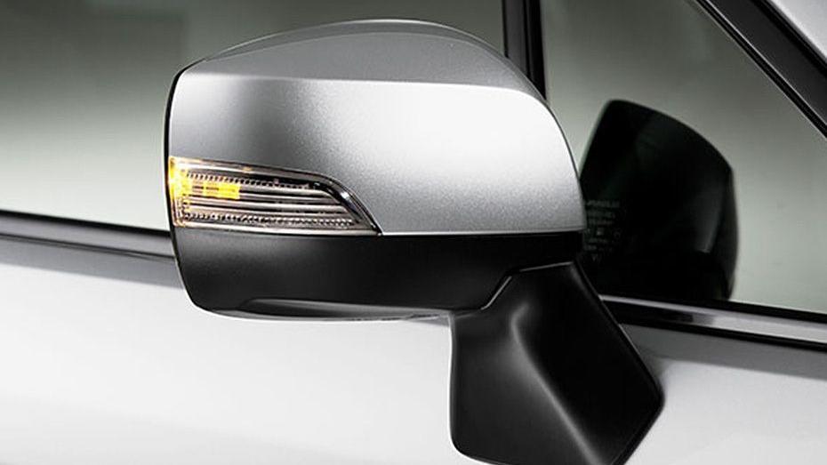 Subaru Forester (2018) Exterior 013