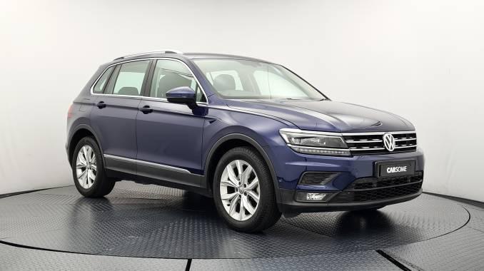 2018 Volkswagen TIGUAN 280 TSI HIGHLINE 1.4