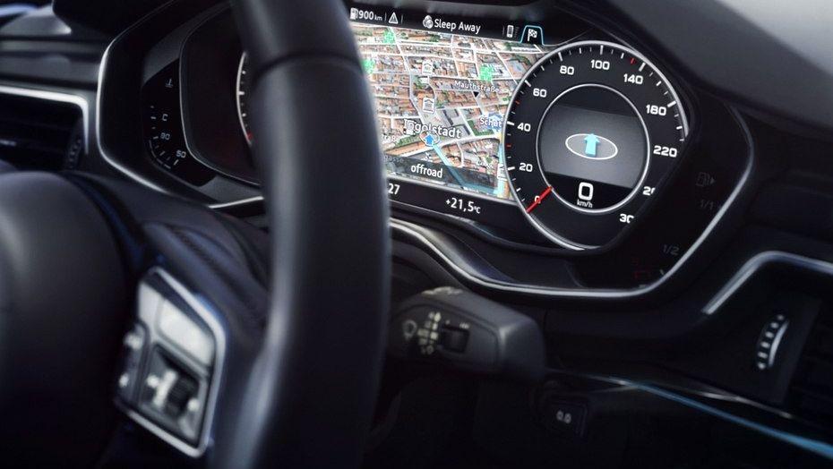 Audi A5 Sportback (2019) Interior 004