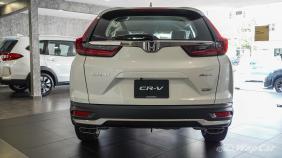 2021 Honda CR-V 1.5 TC-P 4WD Exterior 008