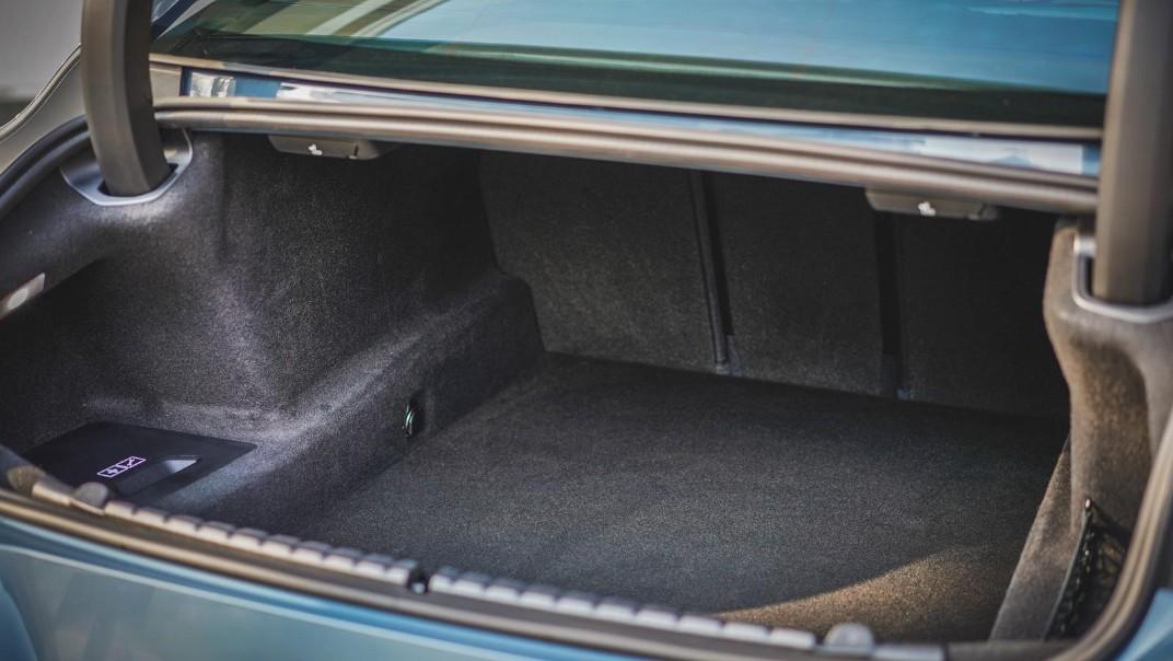 2020 BMW 8 Series 840i Gran Coupé M Sport Interior 017