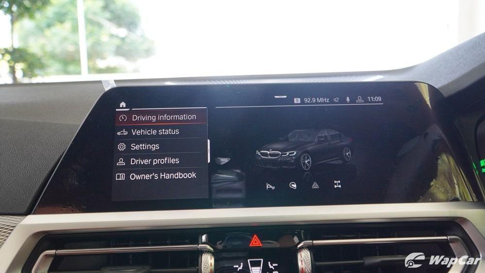 2019 BMW 3 Series 330i M Sport Interior 015
