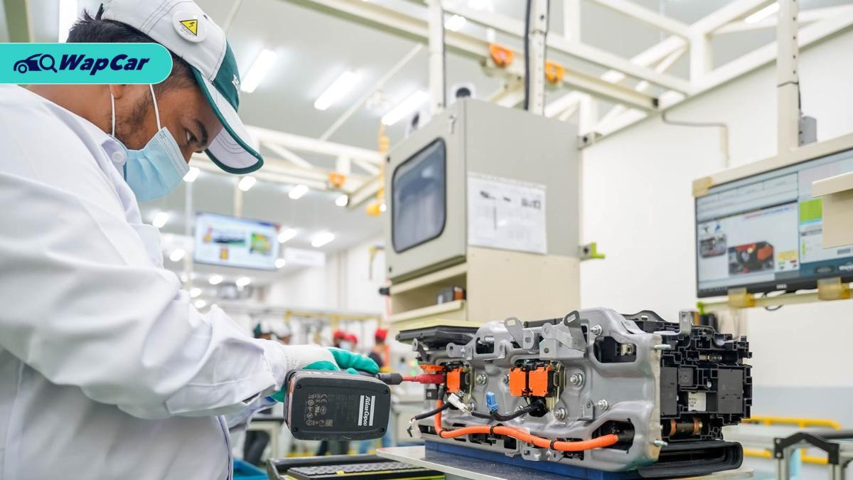 Honda opens Malaysia's first hybrid vehicle battery assembly plant, for 2020 Honda City RS 01