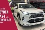 Jom lihat sendiri Toyota RAV4 2020 dengan Aero Kit Modellista