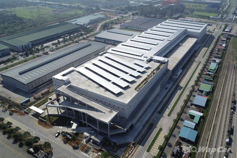 VW Group opens regional parts distribution hub in Malaysia 02