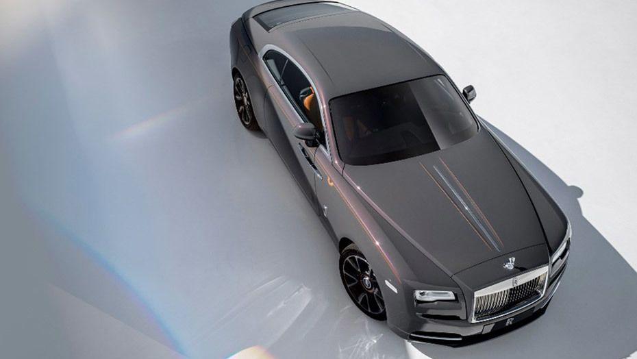 2013 Rolls-Royce Wraith Wraith Exterior 003