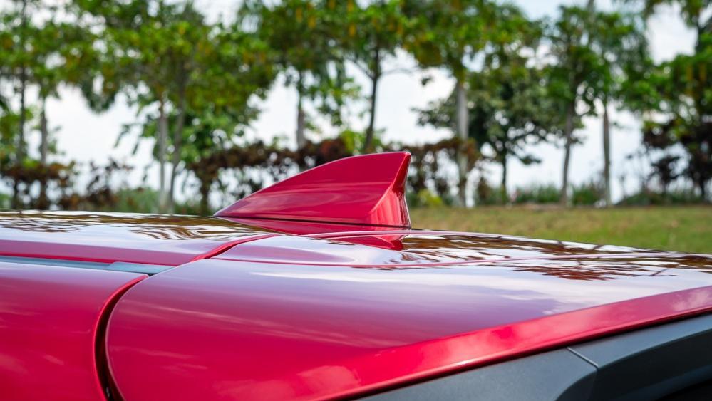 2019 Mazda CX-5 2.5L TURBO Exterior 031