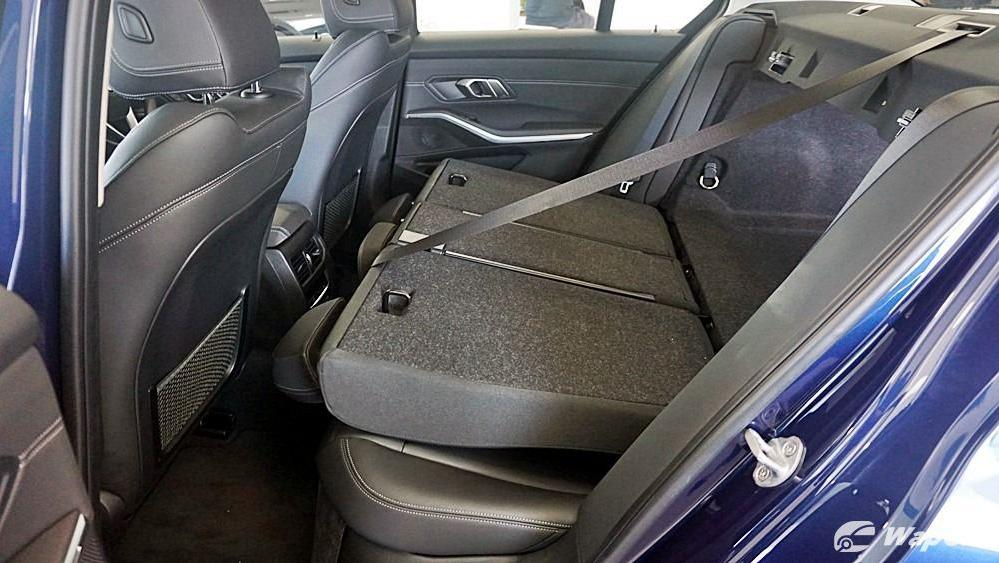 2020 BMW 3 Series 320i Sport Interior 140