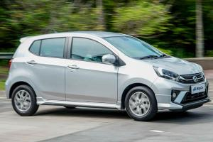 Ratings: 2019 Perodua Axia 1.0 AV - Saves on fuel, but it could be better