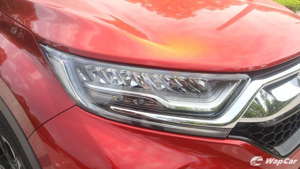 2019 Honda CR-V 1.5TC Premium 2WD Exterior 010