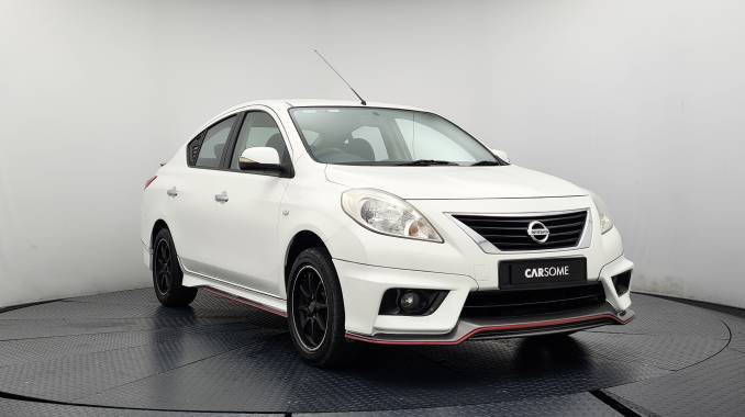 2014 Nissan ALMERA VL 1.5