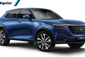 Honda HR-V 2021: Adakah ini lakaran yang paling tepat?