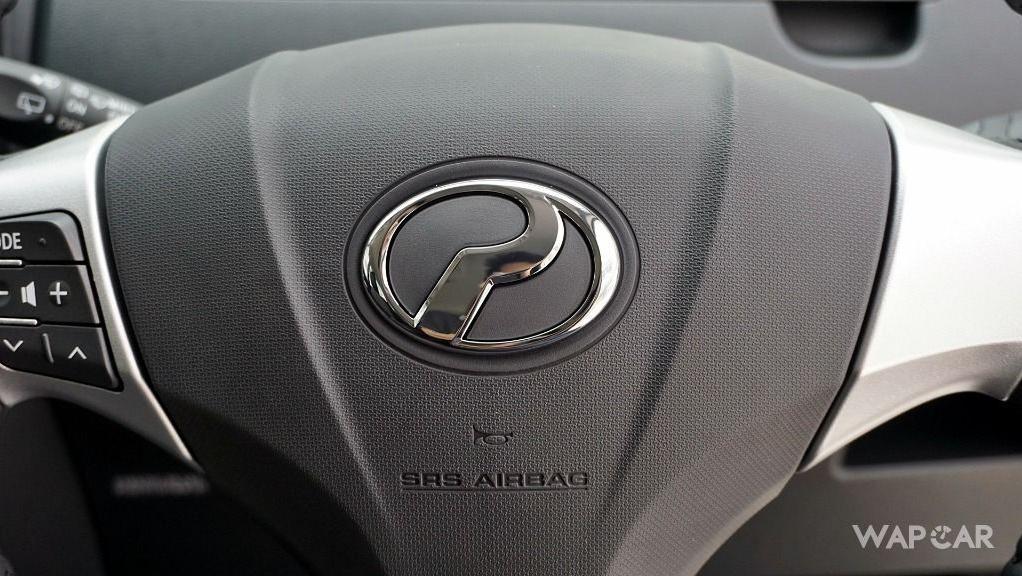 2018 Perodua Alza 1.5 AV AT Interior 016