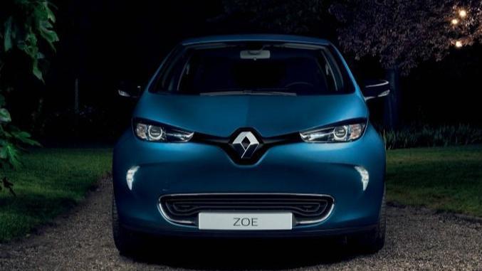 Renault Zoe (2016) Exterior 002