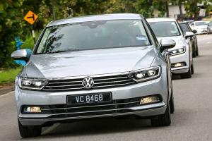 Toyota Camry、Honda Accord、VW Passat:谁是大马D级轿车中的保值之王?