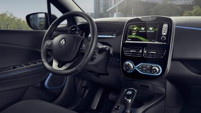 Renault Zoe (2016) Interior 002